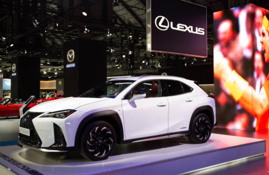 Lexus UX best suvs