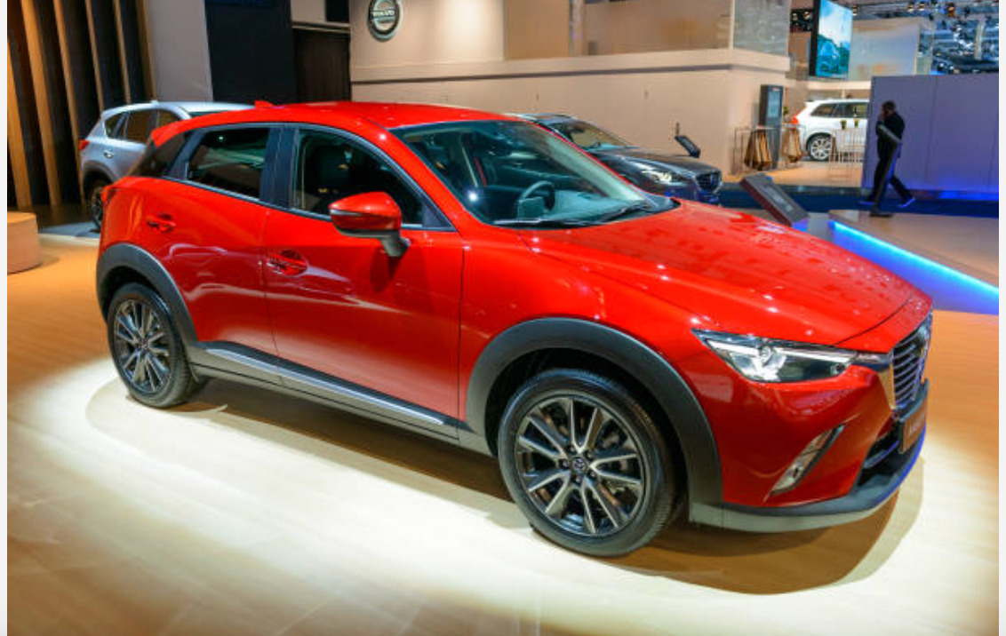 MAZDA CX-3 best suvs