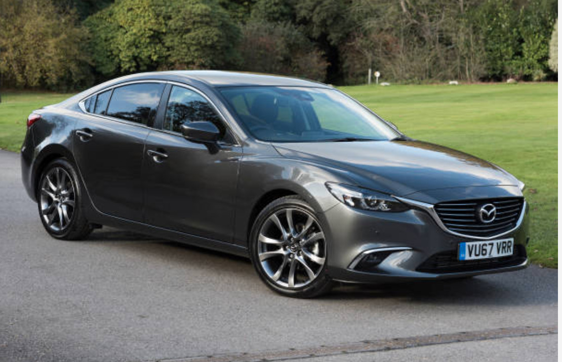 MAZDA MAZDA6 new features
