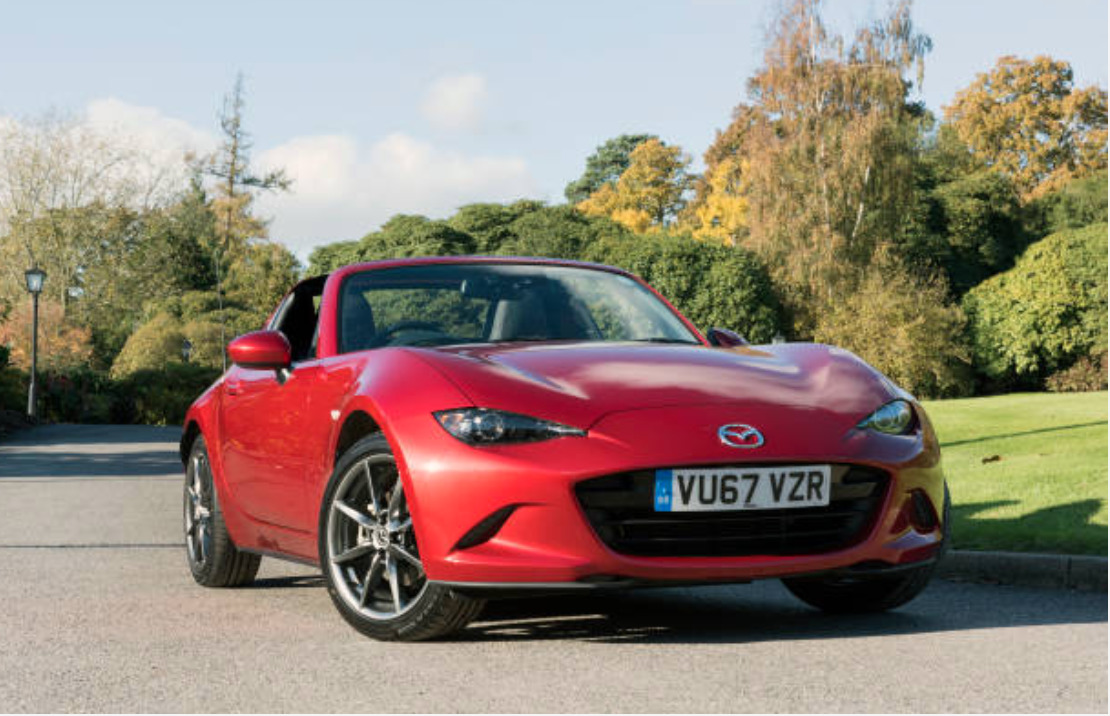 MAZDA MX-5 Miata new features