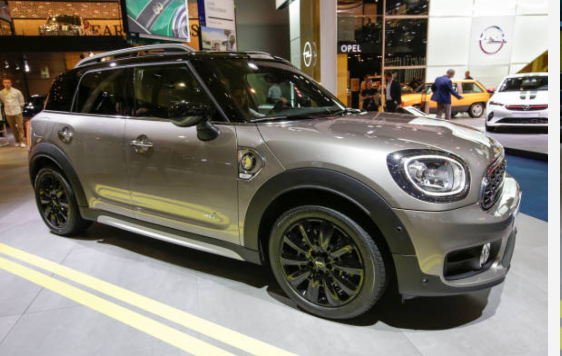 MINI Countryman best suvs
