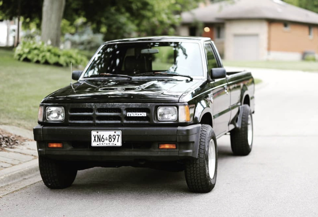 Mazda-B under appreciated trucks