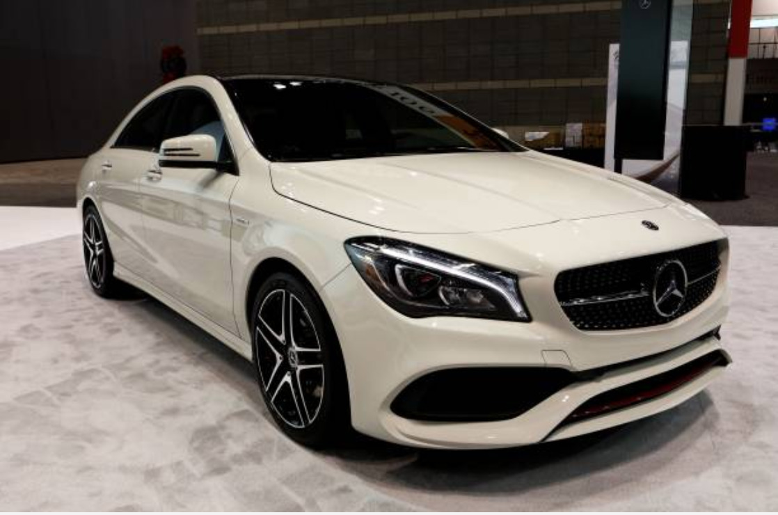 Mercedes-Benz CLA new features