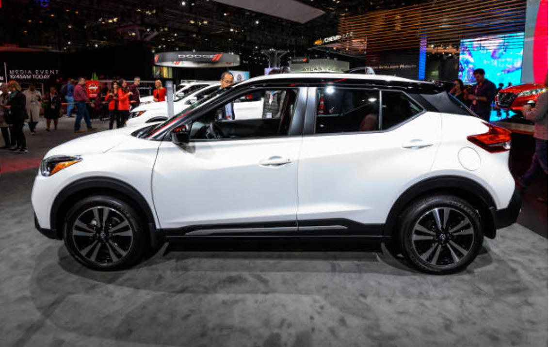 Nissan Kicks best new suvs