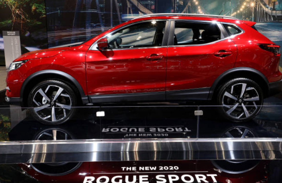 Nissan Rogue best suvs