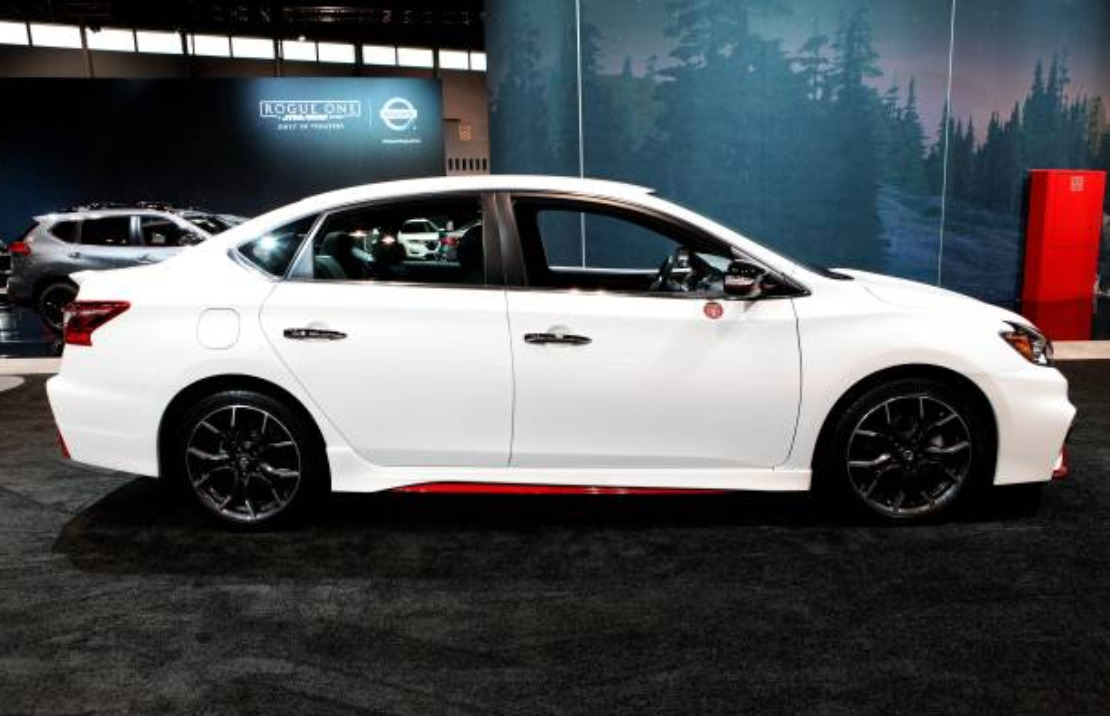 Nissan Sentra new features