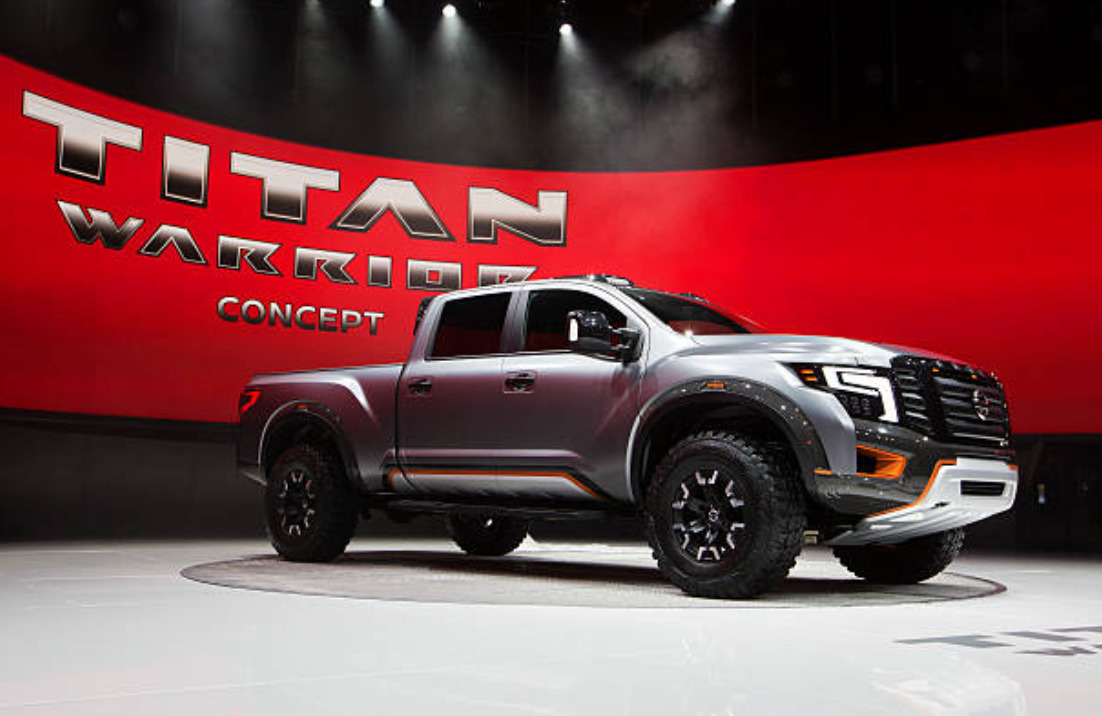 Nissan Titan best trucks