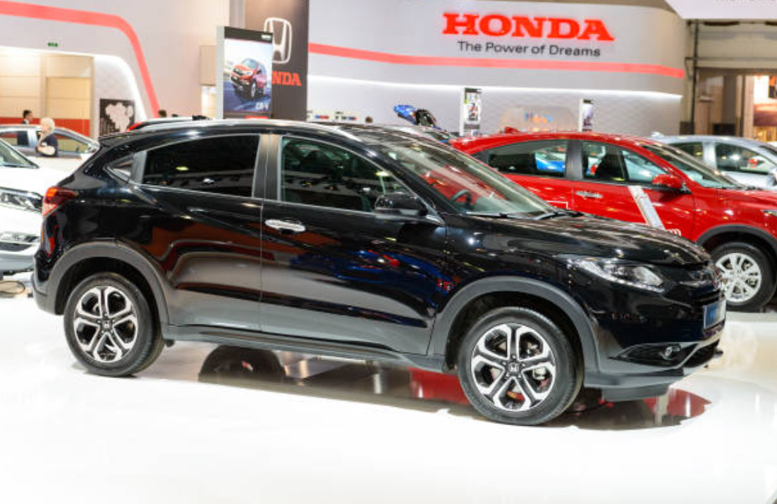 Honda HR-V best suvs