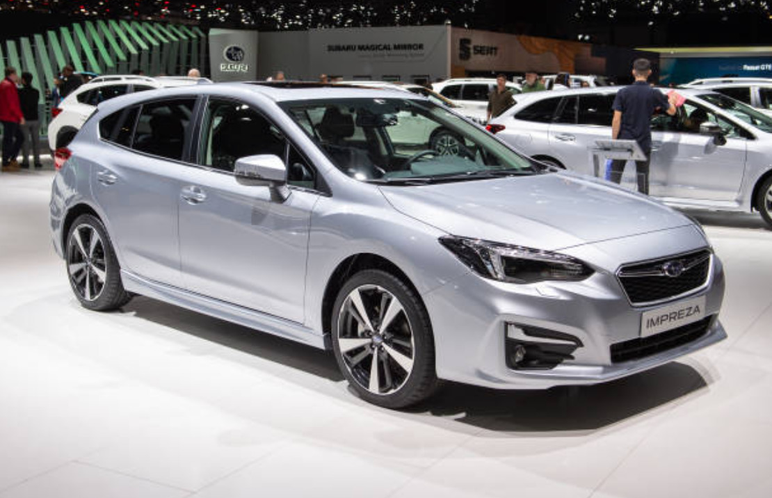 Subaru Impreza new features