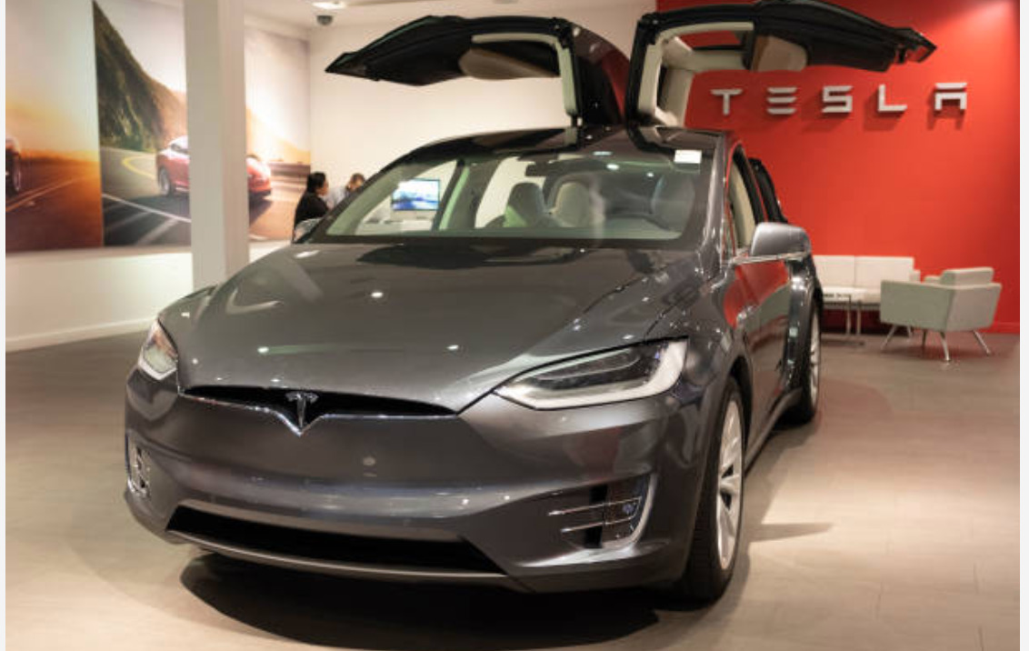 Tesla Model X best new suv