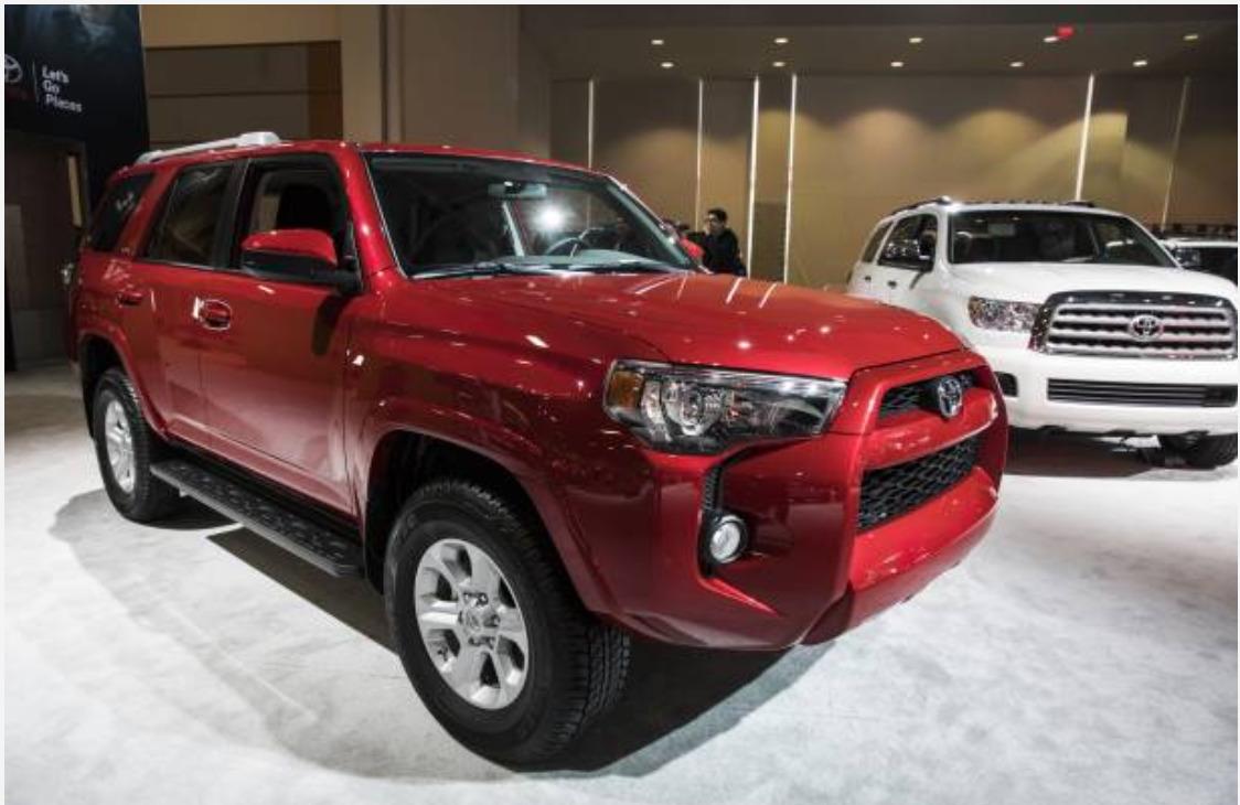 Toyota 4Runner worst suvs ever