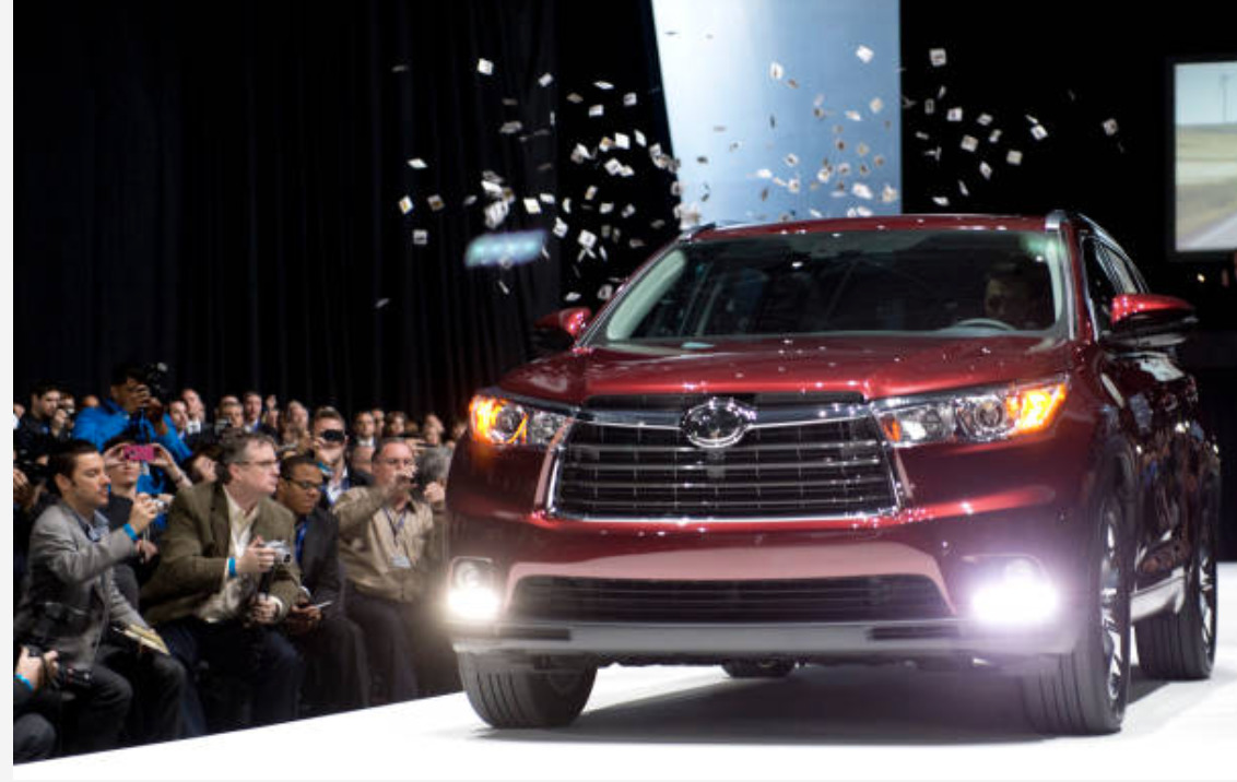 Toyota Highlander best suvs