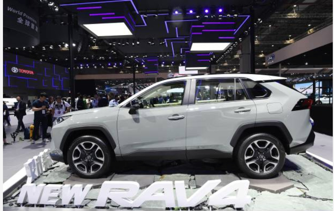 Toyota RAV4 best new suvs