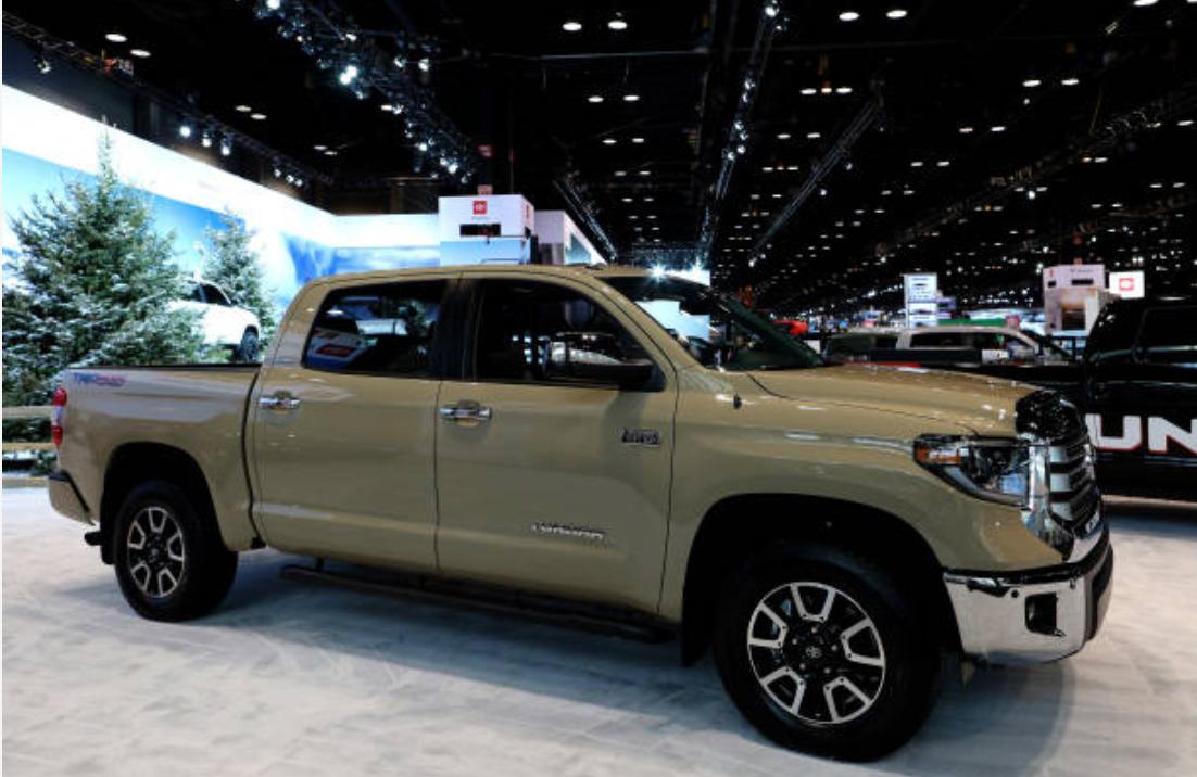 Toyota Tundra bes trucks