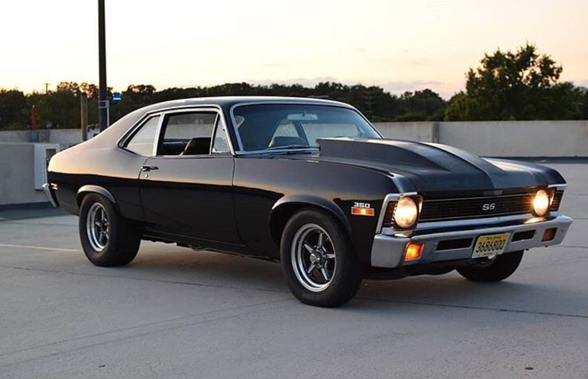 1974 Chevrolet Nova worst muscle cars