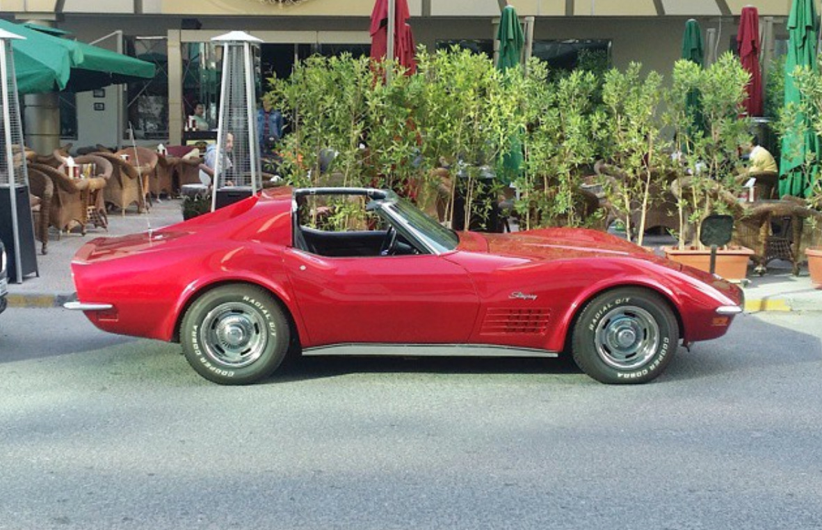 1975 Chevrolet Corvette worst muscle cars