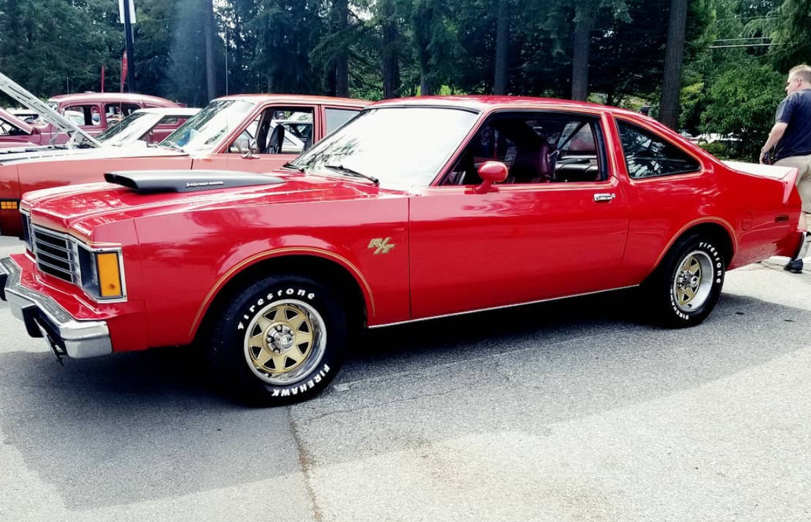 1980 Dodge Aspen worst muscle cars