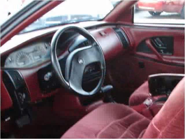 interior of a buick skylark