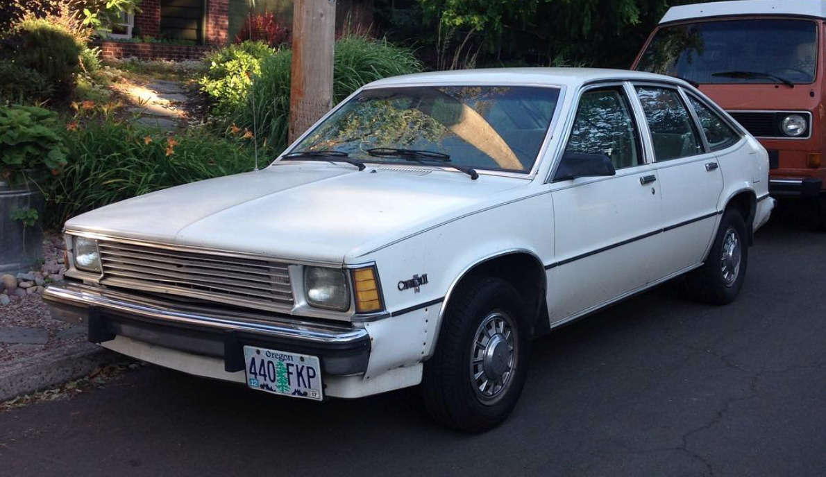 Chevrolet Citation worst muscle cars