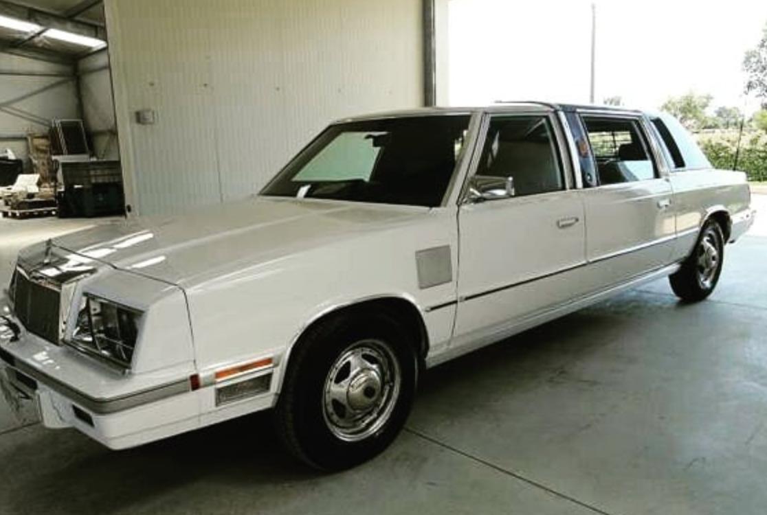 Chrysler Executive