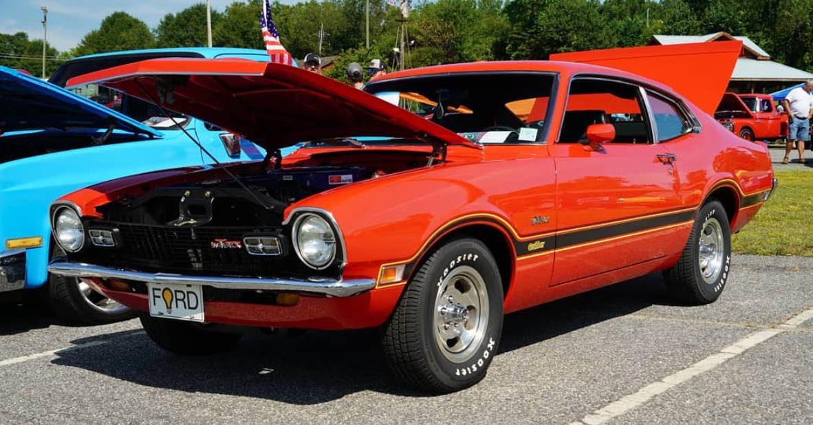 Ford Maverick Grabber worst muscle cars