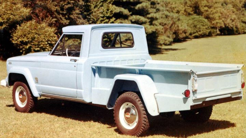 Jeep-Gladiator-J-series