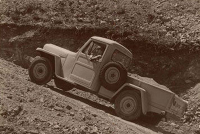 Jeep-Willys-Overland-Truck
