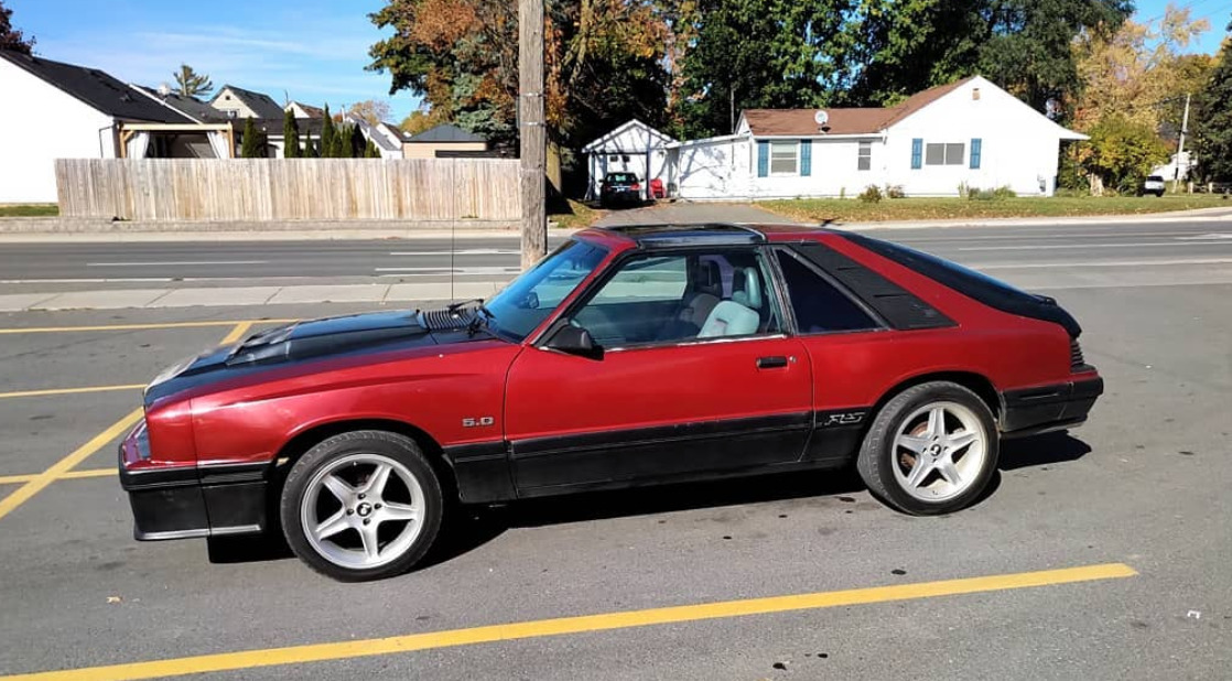 Mercury Capri Turbo RS worst muscle cars