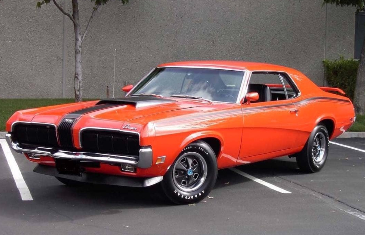 Mercury Cougar XR7 worst muscle cars
