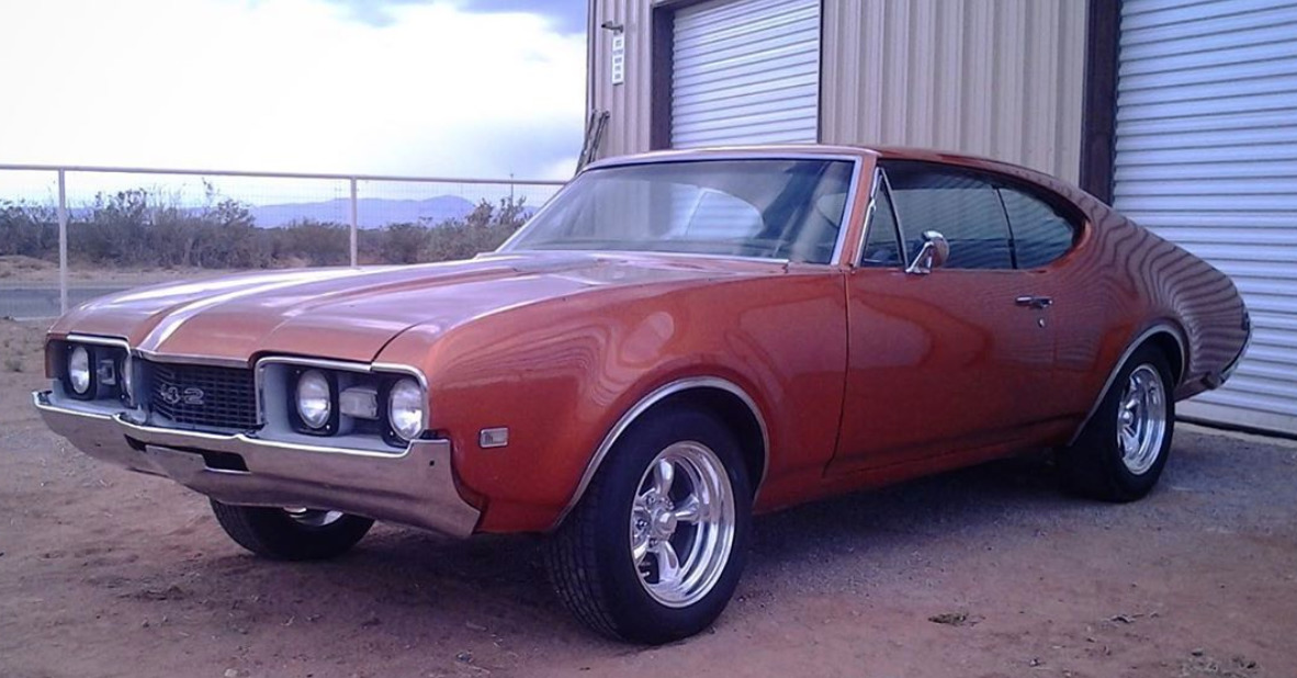 Oldsmobile 442 worst muscle cars