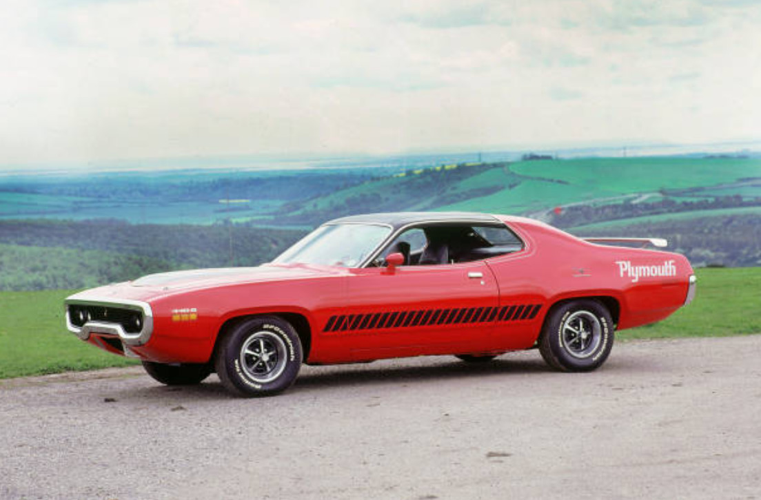 Plymouth Volare Road Runner worst muscle cars