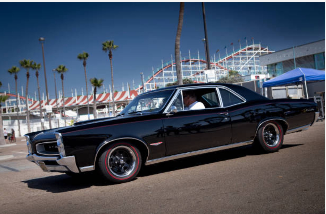 Pontiac GTO worst muscle cars