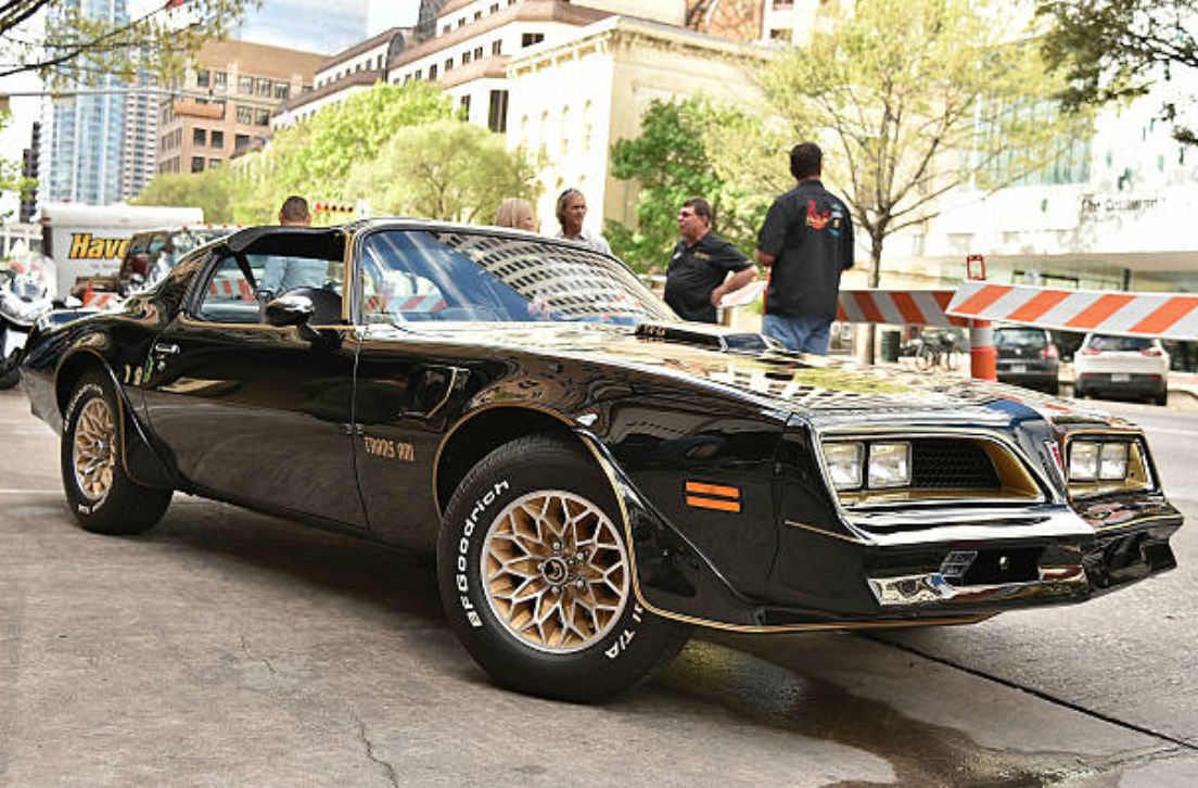 Pontiac Trans Am worst muscle cars