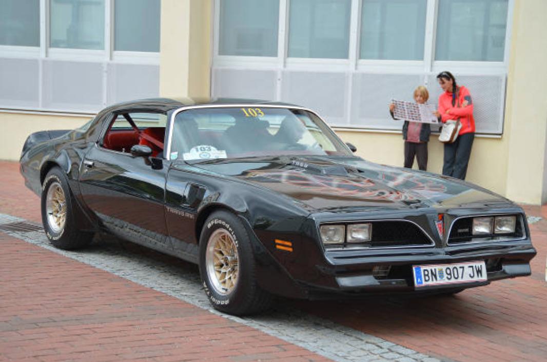Pontiac Trans Am Turbo