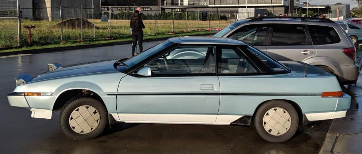 Subaru XT 1