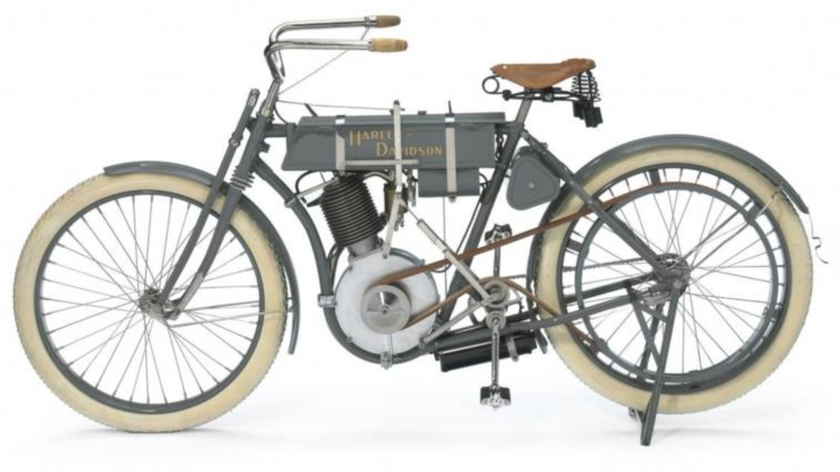 1907 Harley-Davidson Single