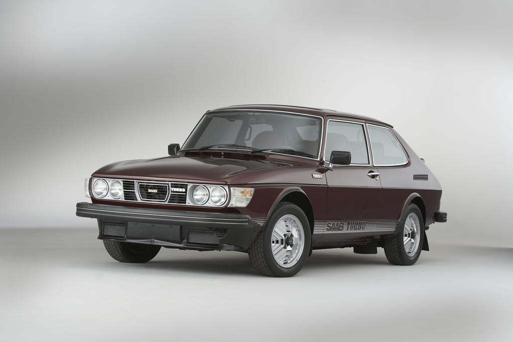 Saab 99 Turbo - 1978