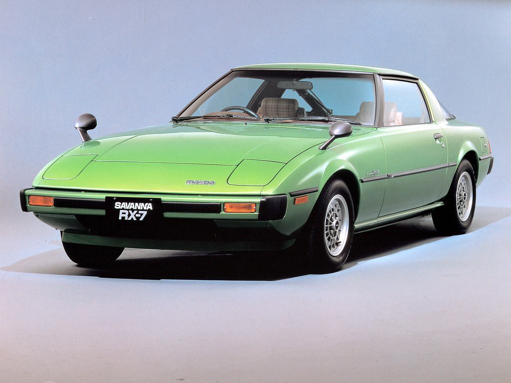 Mazda RX-7 - 1978