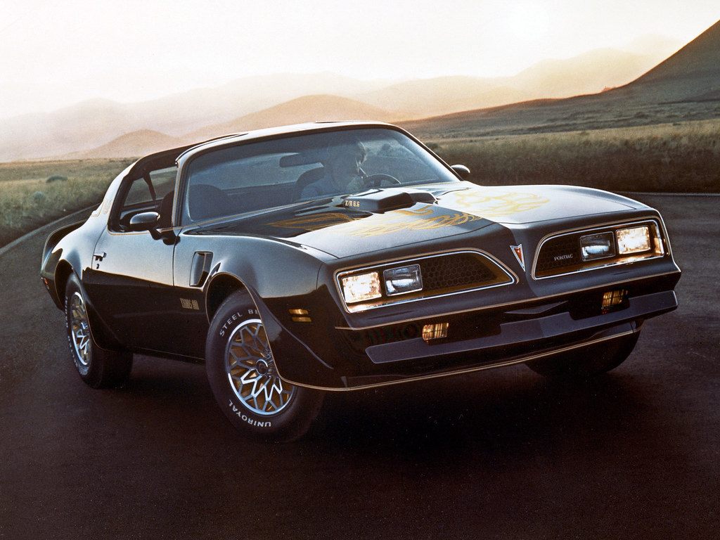 Pontiac Firebird Trans-Am - 1977