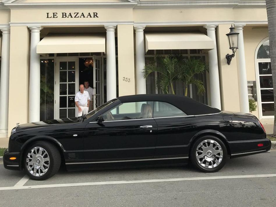 Bentley Azure Mark