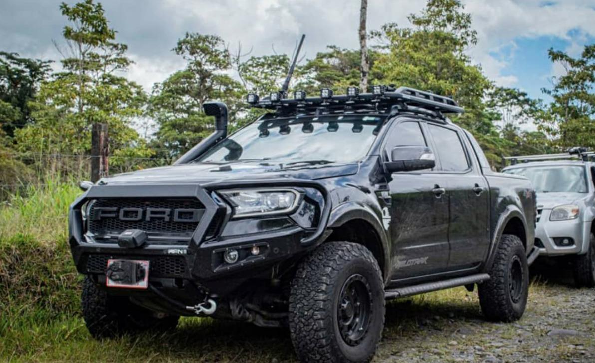 Club Ford Ranger Modification