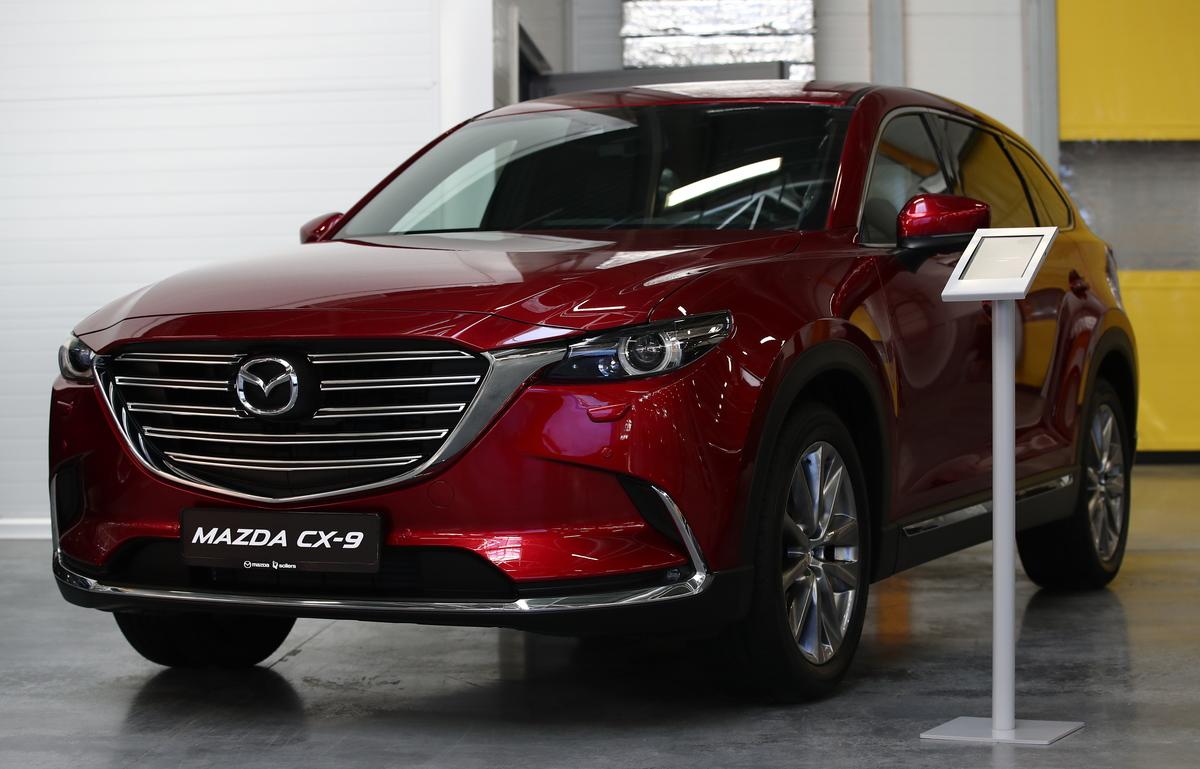 Mazda CX-9
