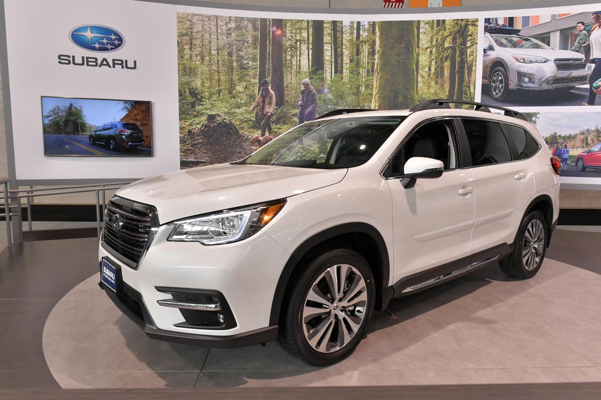 The Subaru 2019 Ascent