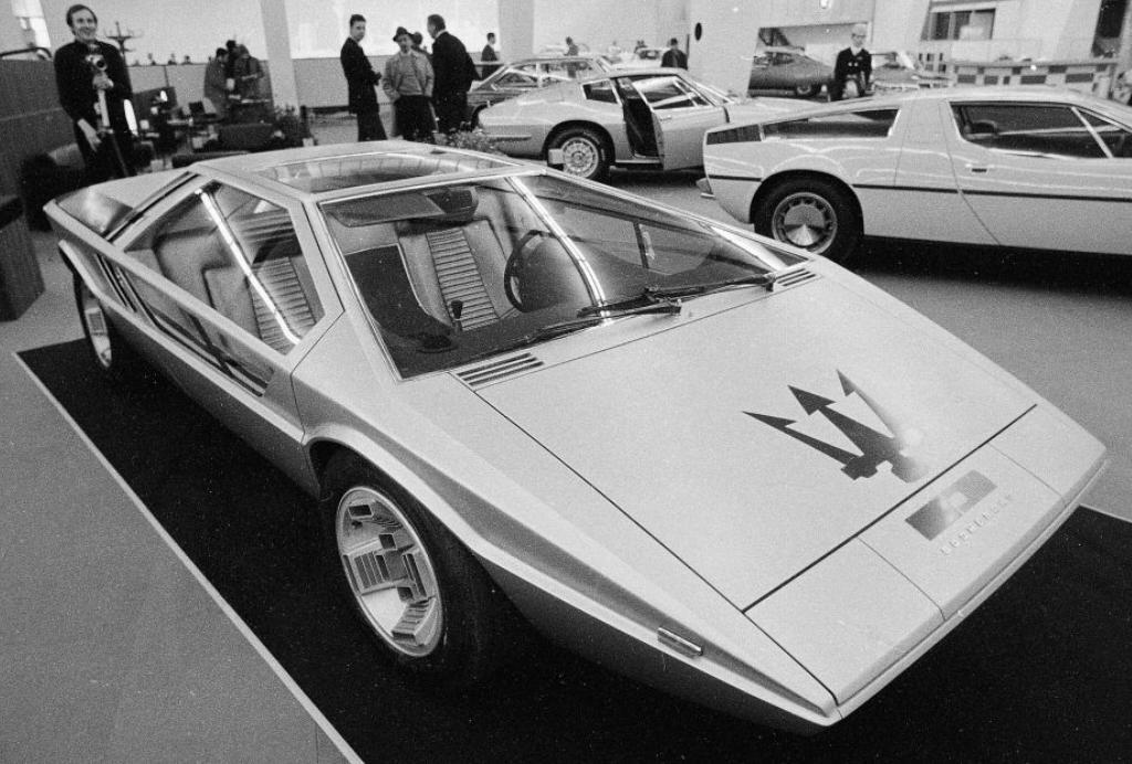 Maserati Boomerang - 1971