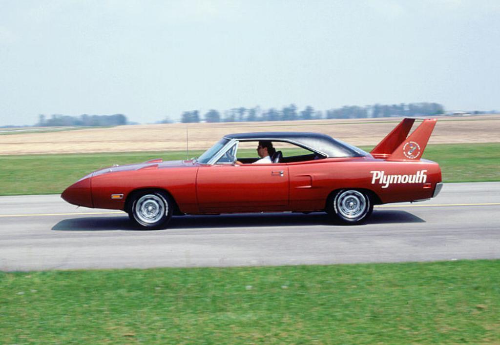 Plymouth Superbird - 1970