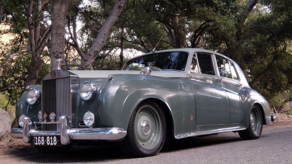 ICON Rolls Royce Derelict 6