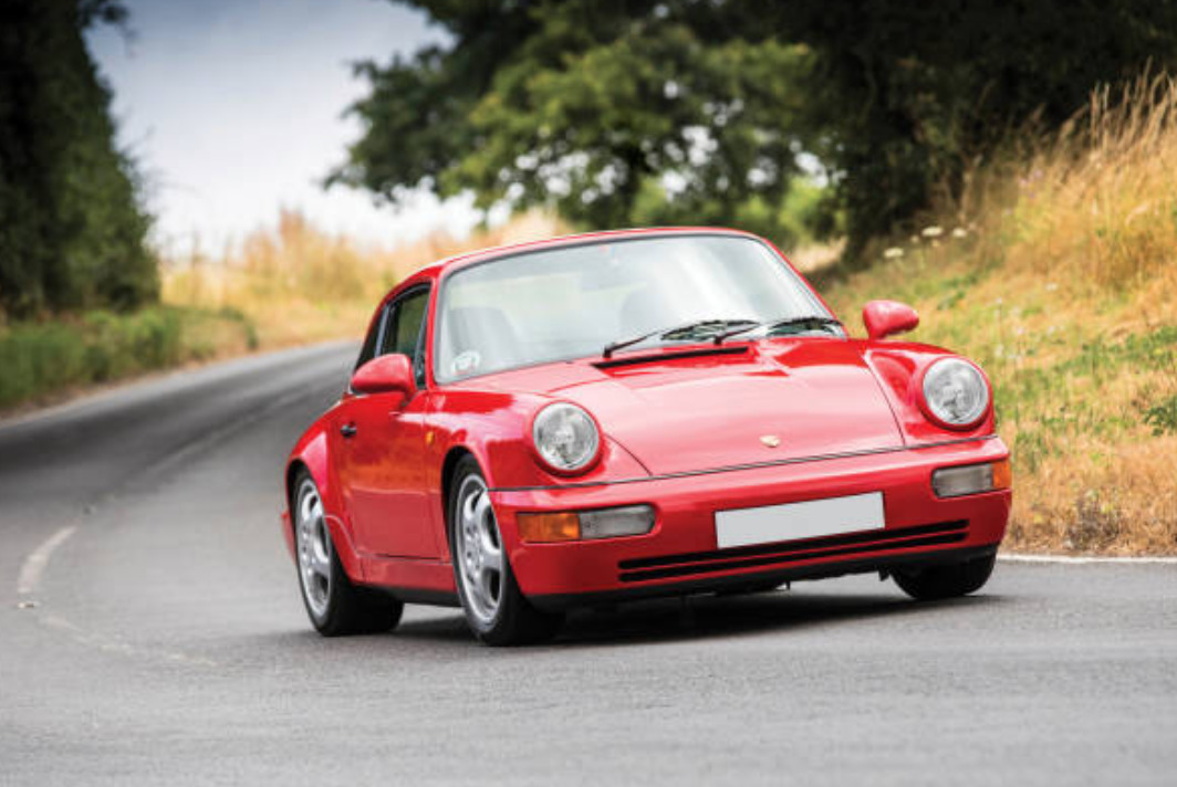 Porsche Carrera 911 RS