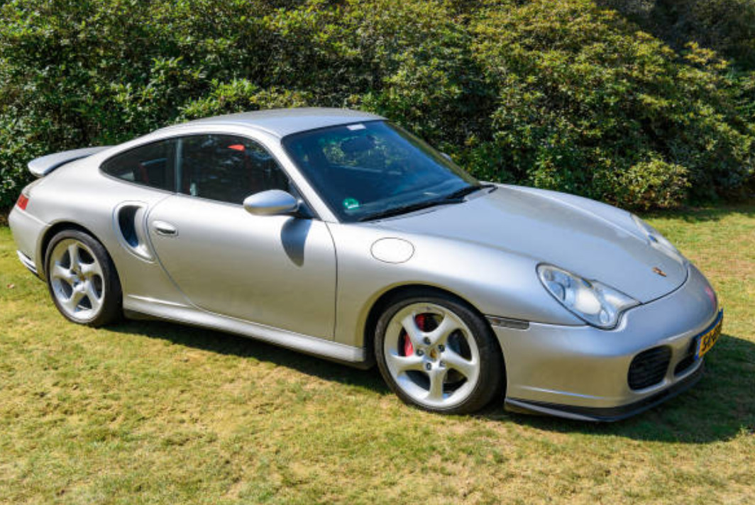 Porsche Carrera 964 RS