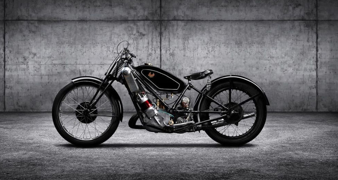 1929 Scott Flying Squirrel