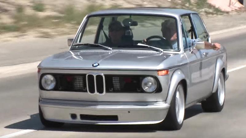 Bavarian Workshop 1976 BMW 2002 restomod